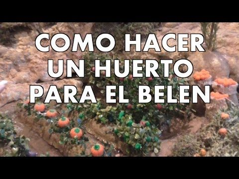 PORTAL EN RUINAS PARA EL BELÉN re de lascosasdelalola-AS MAKE ONE PORTAL IN RUINS FOR THE BETHLEHEM - YouTube