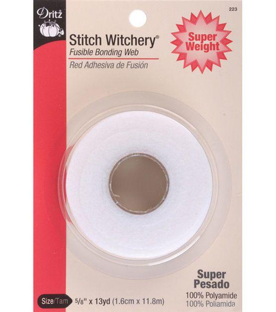 Lace on Burlap - DIY StitchWitchery