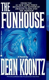 the book that sparked off my love for Dean Koontz's books... a real page turner, great for on the beach or to curl up on a rainy day and get lost in the pages.