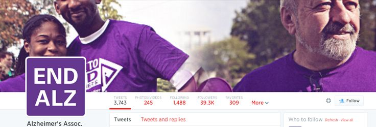 20+ Charities with Inspirational Twitter Header Images