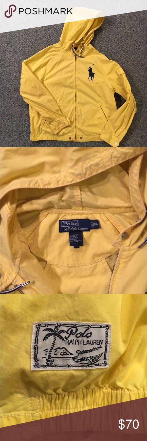 Ralph Lauren polo Windbreaker Lightly wore Polo by Ralph Lauren Jackets & Coats Windbreakers