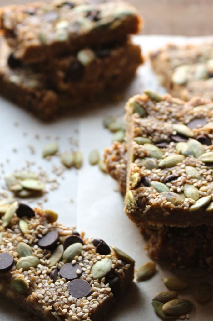 Raw Protein Bars - Naked Cuisine