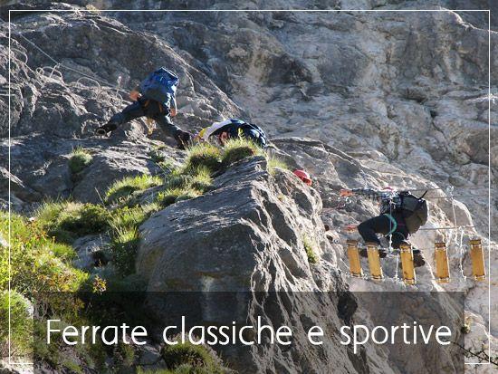 Ferrate a  Forni di Sopra Italy #dolomiti #dolomites