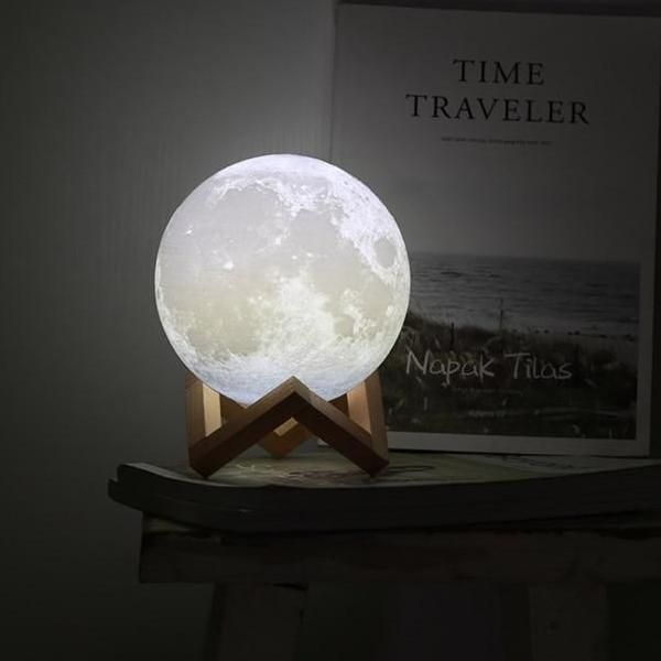 Moon Lamp Lamp Beautiful Lamp Moon Nightlight
