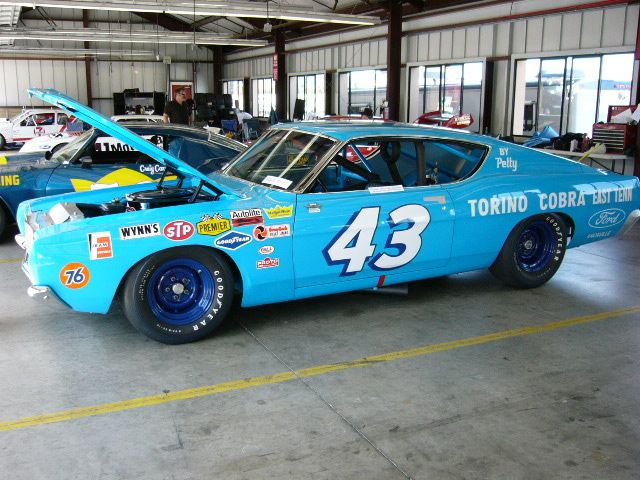 Richard Petty Cars by Year - Bing Images