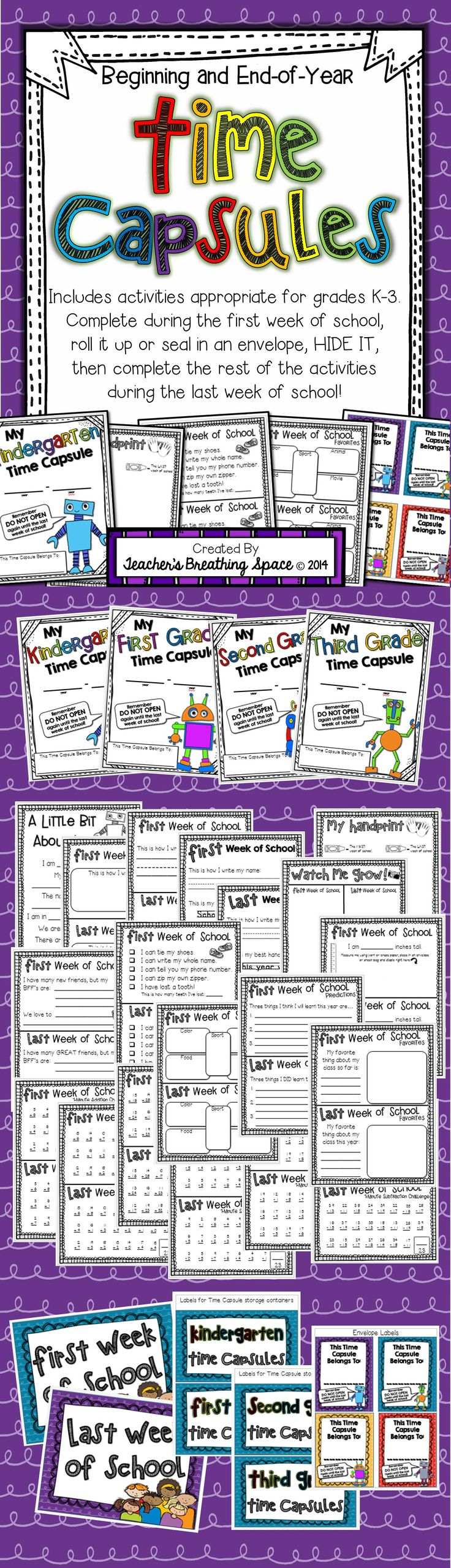 worksheet Time Capsule Worksheet best 25 time capsule kids ideas on pinterest school all about me activities and student crafts