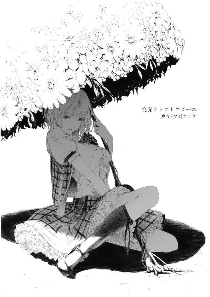 Tags: Fanart, Touhou, Kazami Yuuka, Sawasawa, Replacement Request