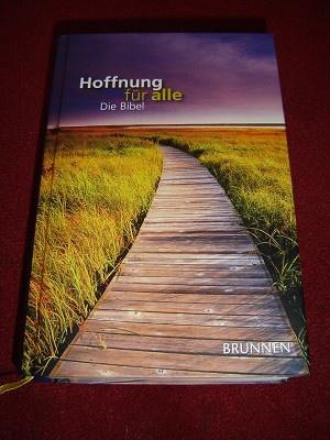 German Bible / Hoffnung fur alle / Die Bibel, die unsere Sprache spricht / Brunnen Skyway Edition