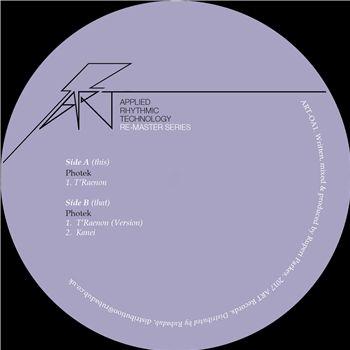 Photek - T Raenon (Remastered Edition)  - Applied Rhythmic Technology (ART)