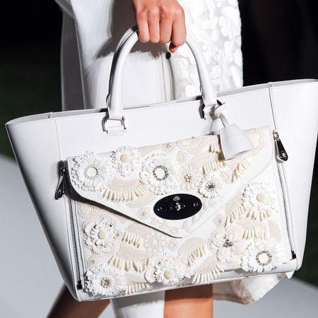 mulberry white lace willow handbag for ss14 - best designer handbags for spring summer 2014 - white leather handbag.jpg