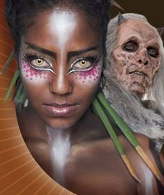 Going to IMATS? You need to read this first!: Blog Coalit, Beautiful Bloggers, Badass Make Up, The Angel, Halloween Makeup, Beautiful Review, Badass Makeup, Artists Makeup, Around The World