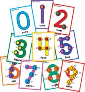 Touch Math- I used it in my special ed classroom- it's a great tool!