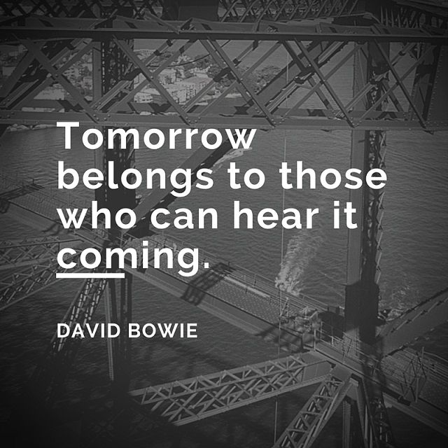 Inspirational Quotes Motivation: 10 David Bowie Quotes You Should Remember