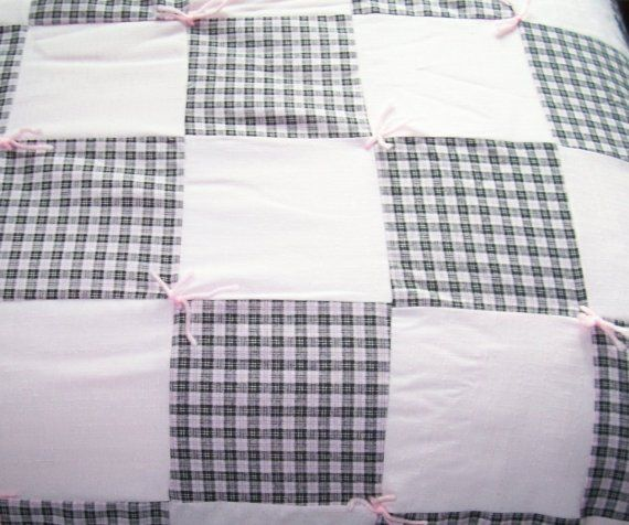 Coupon Code Soft Pink Quilt Blanket  Birthday by hcgboottops1111, $54.99
