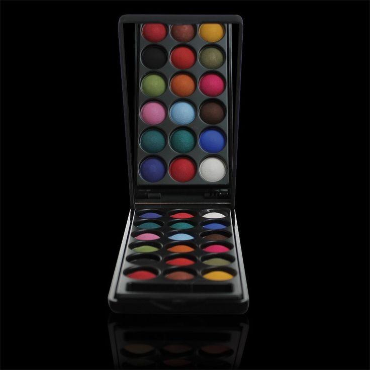 Eyeshadow Box 18 kleuren