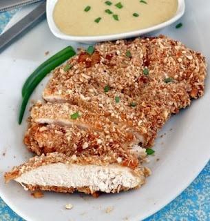 Pretzel Honey Mustard Chicken