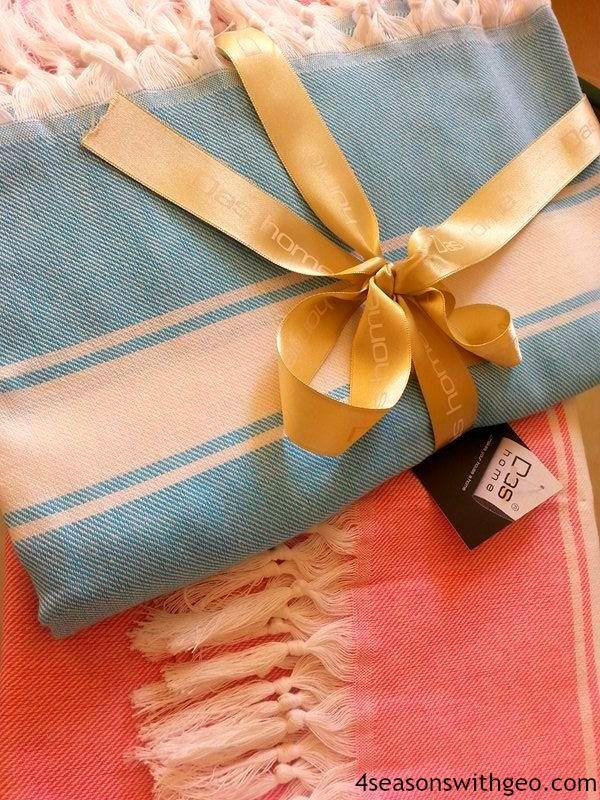 Διαγωνισμός Das Home με δώρο πετσέτα θαλάσσης! - 4 seasons with geo