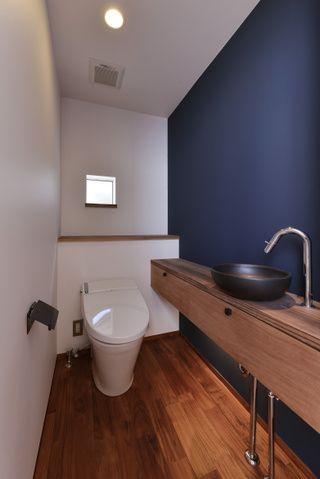 宝塚の家 トイレ
