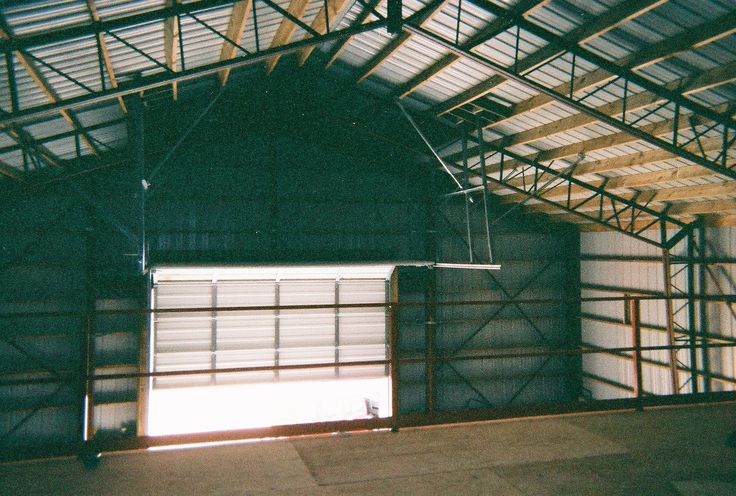 Man Cave Rv Storage : Best miracle truss buildings clear span ceiling