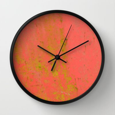 Wall Clock • 'Låverød' • IN STOCK • $30.00 • Go to the store by clicking the item.