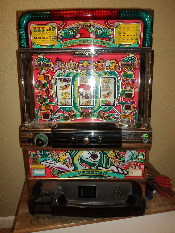 17 Best Images About Pachislo Skill Stop Slot Machines On