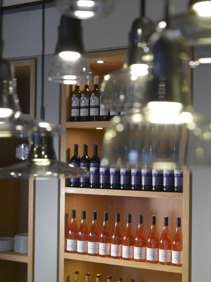 Restaurant Aliter - lights