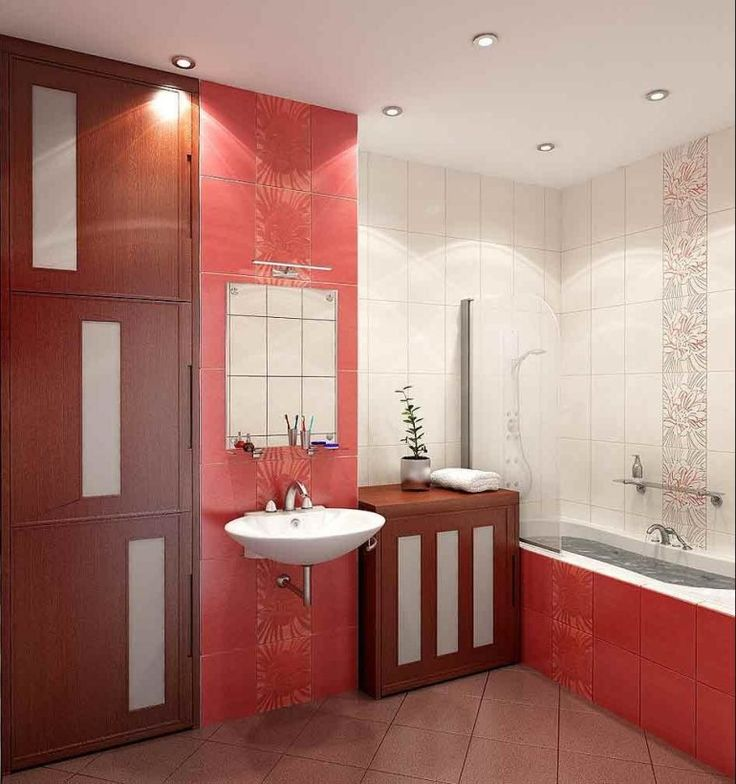 13 best Bathroom images on Pinterest Small bathroom remodeling - wohnideen small bathroom