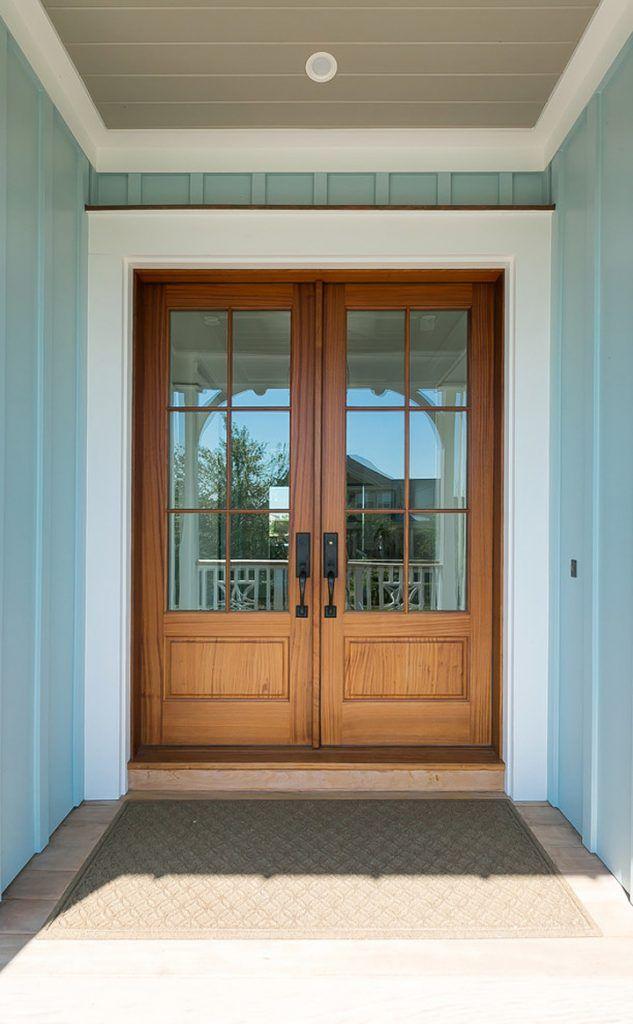 Mahshie Custom Homes Ahouse Pella Doors Exterior