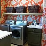 laundry/mud rooms - laundry room cabinets, green laundry room cabinets, hunter…