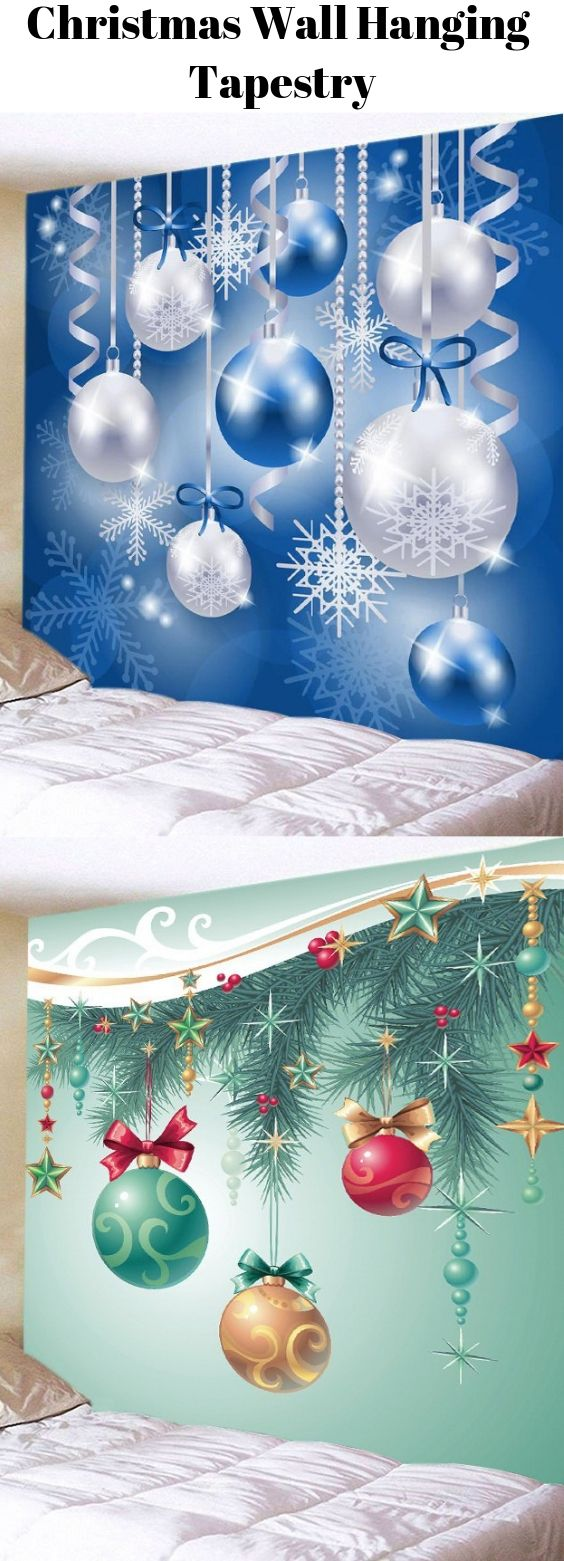 Christmas Wall Hanging Tapestry,Start from $9.2,sammydress,sammydress.com