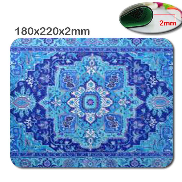 Удивляет вас бесплатная доставка пользовательские качества персидский ковер коврик мода красивая прочного ноутбук коврик для мыши к игре