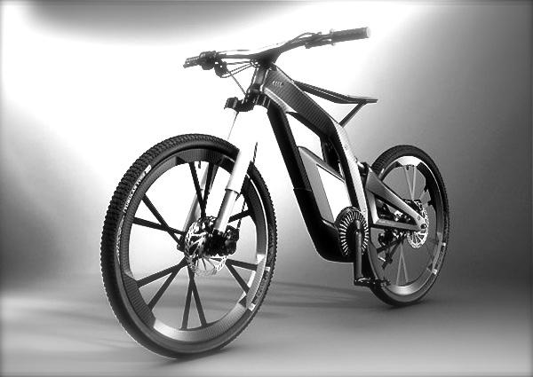 Audi Bike | Design