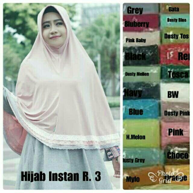 Saya menjual Hijab Jumbo R. 3 seharga Rp65.000. Dapatkan produk ini hanya di Shopee! https://shopee.co.id/hamzahnisa21/656639022 #ShopeeID