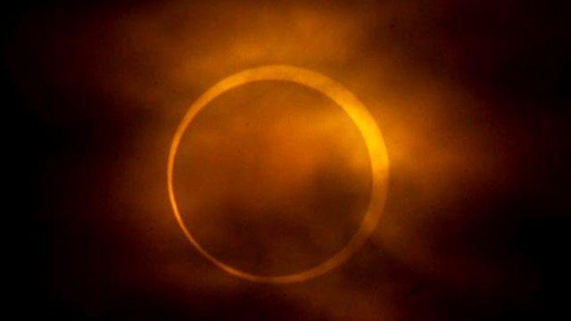 Eclipse penumbra.