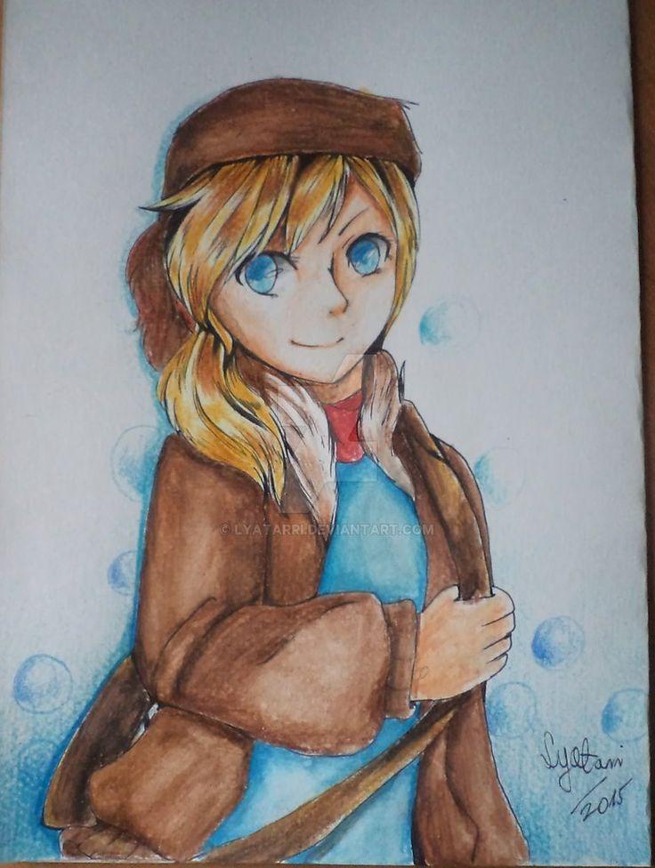 [Contest] Alaska by Lyatarri