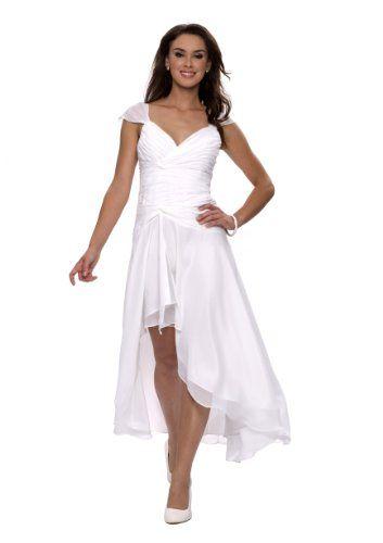 96 best Weiße Kleider für die Mädels images on Pinterest   Curve ...