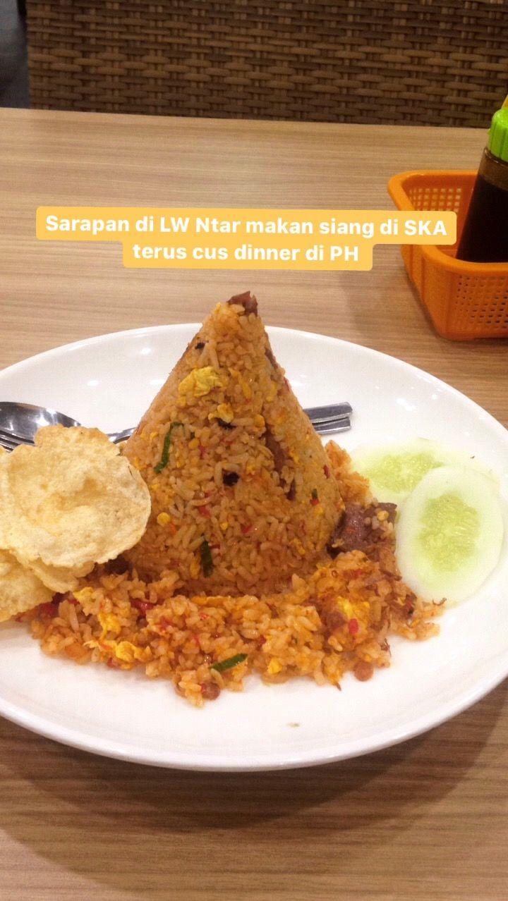 Hedon Food Nasigoreng Makan Siang Sarapan