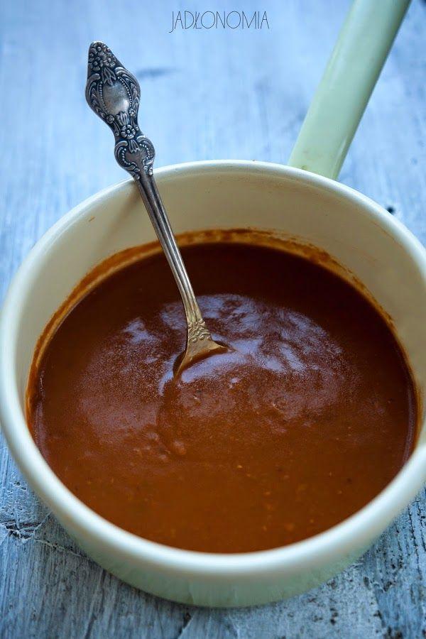 jadłonomia · roślinne przepisy: Wegański sos pieczeniowy
