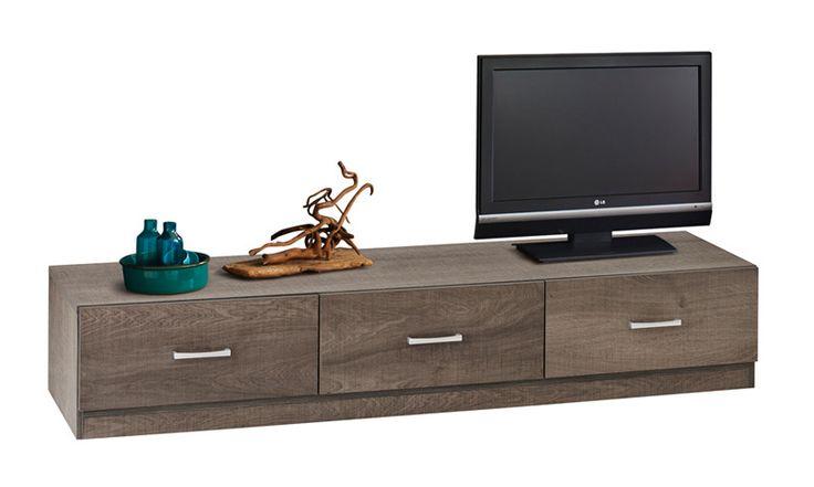 Έπιπλο TV SK-322  Έπιπλο TV με 3 συρτάρια σε χρώμα καρυδί Διαστάσεις: 180x31x42 cm Σε περίπτωση διαθέσιμου στοκ η παράδοση είναι άμεση. Ενημερωθείτε για την διαθεσιμότητα των προϊόντων.