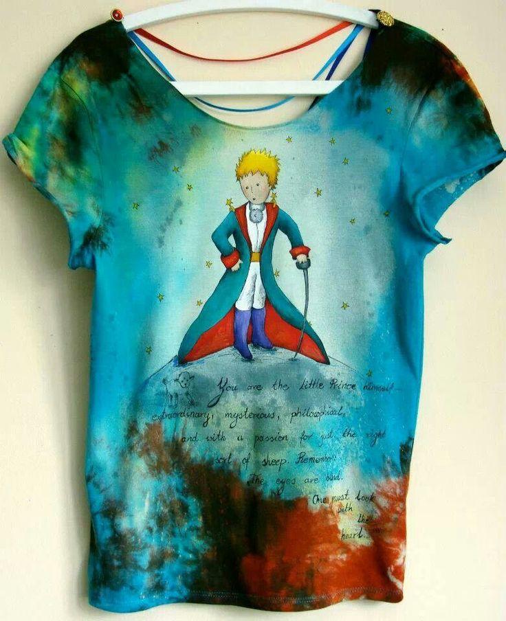 Le Petit Prince shirt