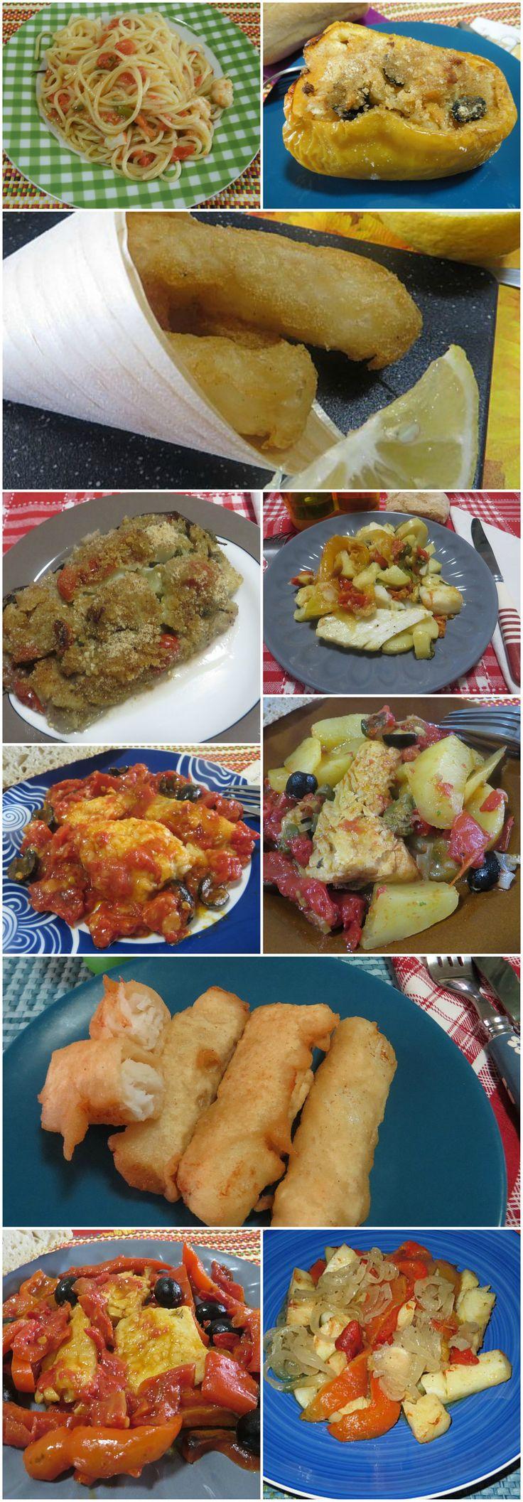 Baccalà , tante ricette gustose e facili da fare !  #ricette #baccalà #ricettegustose