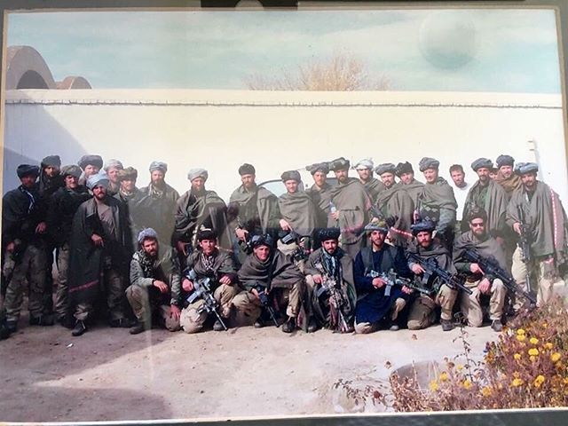 US Army Delta Force, A Squadron in Afghanistan 2001.