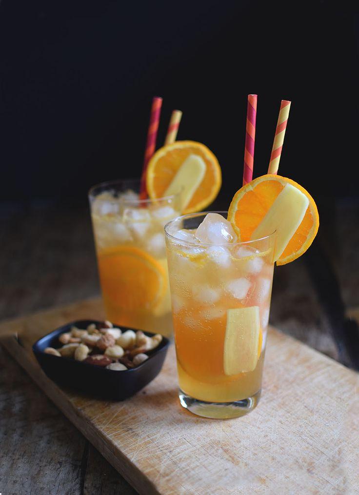Sommardrinkar, sol, grillkväll, slappa i skuggan, semester. Är detta något som kan falla dig i smaken? Då kanske denna somriga drink just är för dig?