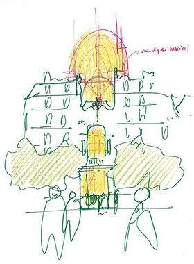 Renzo Piano Building Workshop - Projects - By Type - Pathé Foundation