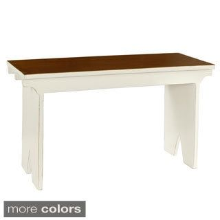Shop for Countryside Forked Bench and more for everyday discount prices at Overstock.com - Your Online Furniture Store!