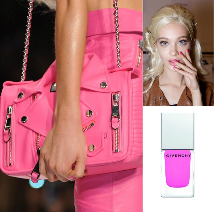 ‪#‎tipsnail‬ Tendenze unghie per la stagione: rosa shocking by MOSCHINO - the official page E il vostro smalto per l'estate 2015 di che colore è? ‪#‎tips‬ ‪#‎nails‬ ‪#‎rosashocking‬ ‪#‎moschino‬ ‪#‎summer2015‬ ‪#‎fashion‬ ‪#‎style‬