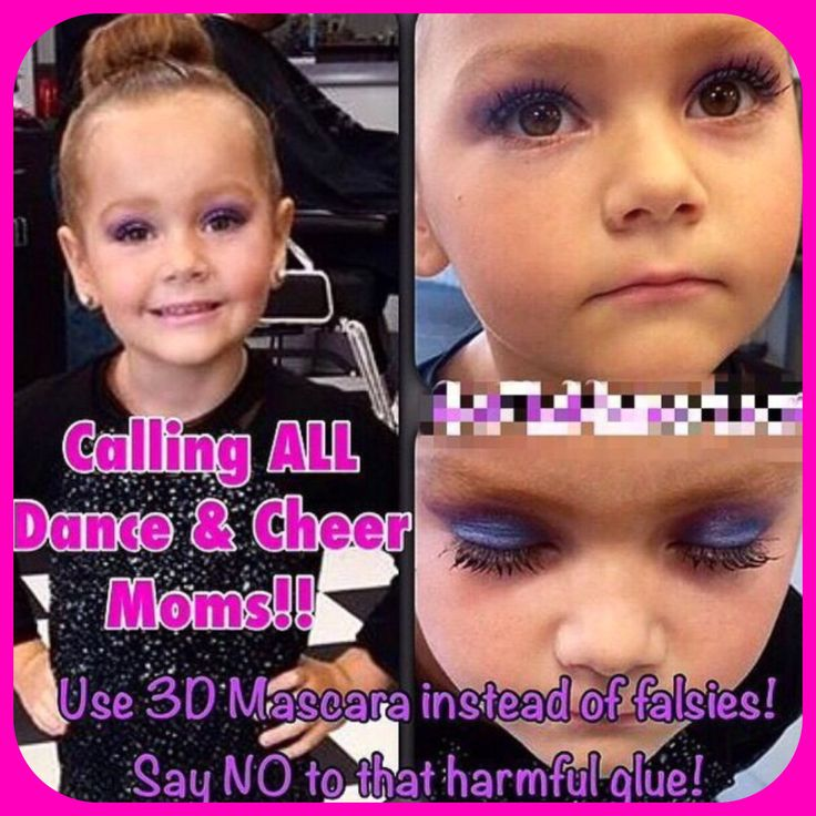Listen up pageant, dance & gym mom's! Quit using fake eyelashes on your children with glue that contains harsh chemicals in it! 3D Fiber Lash Mascara + has no chemicals & they are not fake lashes, it's REAL mascara that gives you the look of falsies! #BackedWithOurLoveItGuarantee #Younique #ClickImageToShop #Questions #EmailMe sarahandbrianyounique@gmail.com or comment below