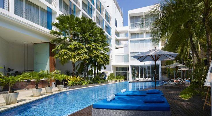 HOTEL|タイ・パタヤのホテル>ラン島までフェリーで20分>ホテル バラクーダ パタヤ Mギャラリー コレクション(Hotel Baraquda Pattaya MGallery Collection)