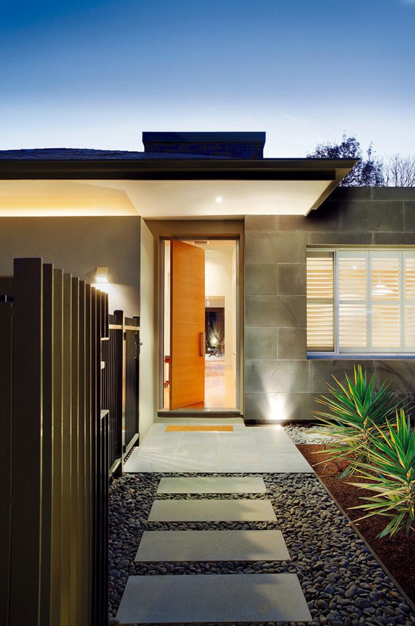 Stunning Australian home showcasing clean lines