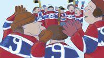 12 short Canadian films for children (most 10-15 minutes)